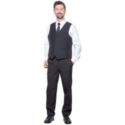 BASIC Gilet de service homme polyester