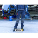 Pantalon De Travail Strech Helix Gamme D-flex