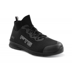 BLACK HIGH BASKETS DE SECURITE S3 SRC