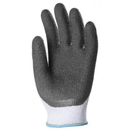 Paire de gants coton tricoté enduit latex LIVRAISON 24/48H