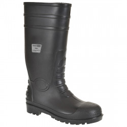 Botte Securite Wellington Fw94 Pu Coquee