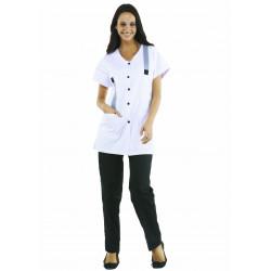 KALINOU Tunique médicale femme