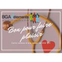 Carte Cadeau BGA