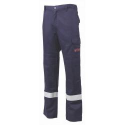 Thor Pantalon Multirisques  Pour Zone Atex