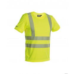 T-shirt Haute Visibilité Uv Manches Courtes