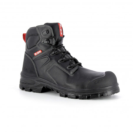 TROOPER S3 Chaussures de sécurité homme haute en cuir