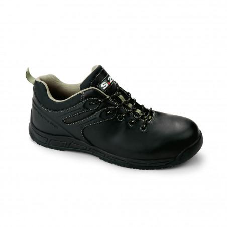 BOXING chaussures de sécurité cuir pleine fleur S3 basse S 24