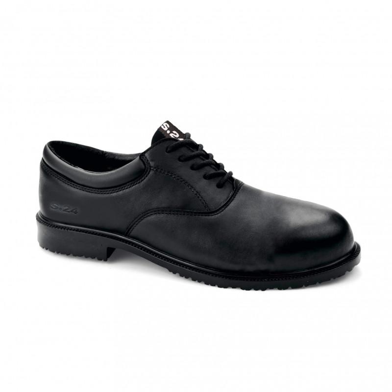 CITY chaussures de sécurités cuir pleine fleur S3 basse S 24
