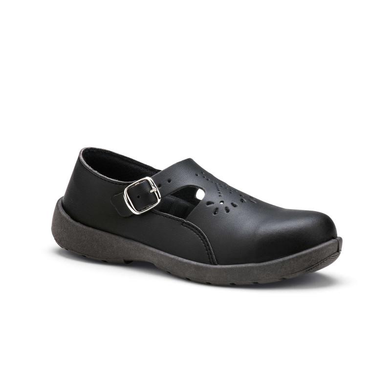 EVA NOIR S1P chaussures de sécurité femme