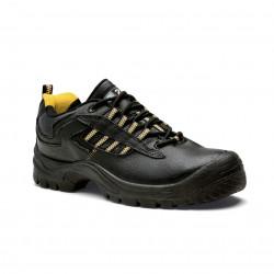 GUN chaussure de sécurité homme basse en cuir S24