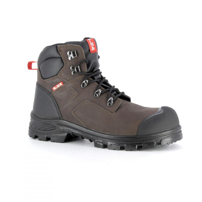 MATRIX chaussure de sécurité cuir S3 haute S 24