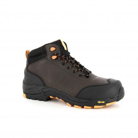 ROLLING chaussure de sécurité cuir nubuck S3 haute S 24