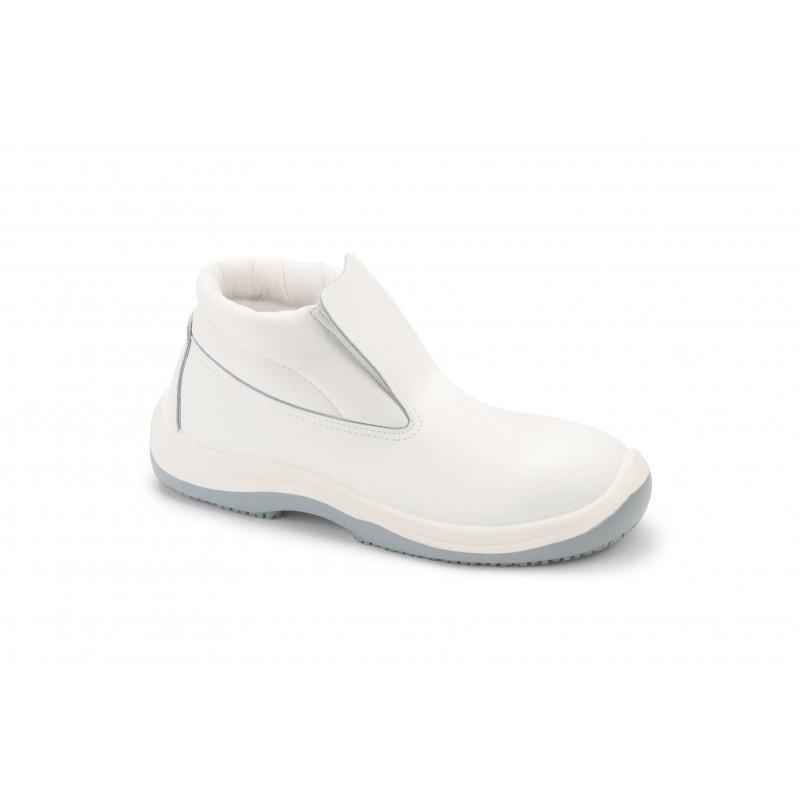 SARTHE Chaussure de sécurité hautes en cuir S24