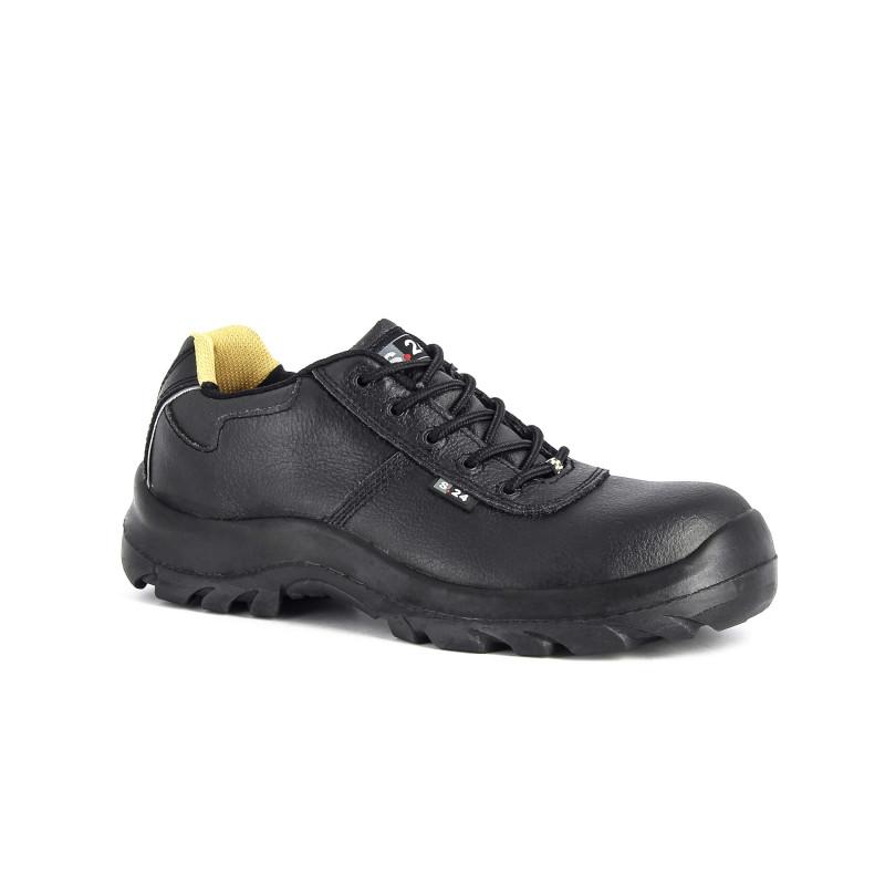 VISTA Chaussure de sécurité basse mixte en cuir