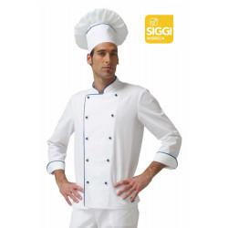 Flavio Veste De Chef De Cuisine Homme