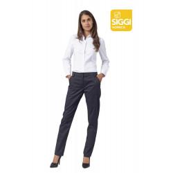 PATRIZIA Pantalon de service gris