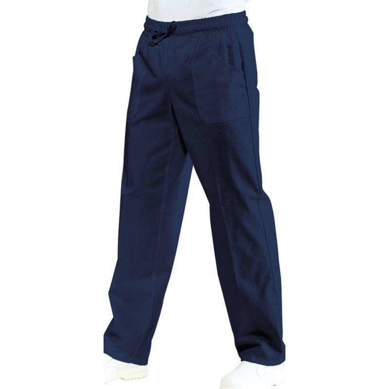Pantalon élastique mixte
