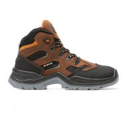 MAX NEW Chaussures de sécurité homme hautes