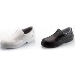 TOM chaussure de sécurité microfibre S2 basse NORDWAYS