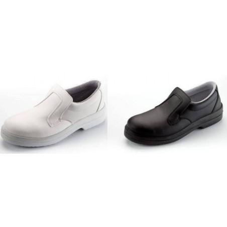 TOM chaussure de sécurité microfibre S2 basse