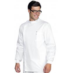 Tunique dentiste poignet tricot