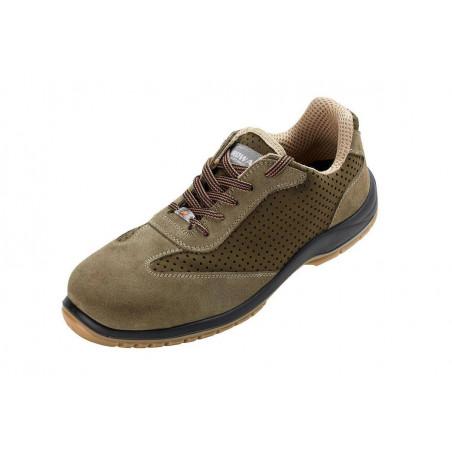 XAVIER chaussure de sécurité Croute de cuir S1P basse NORDWAYS