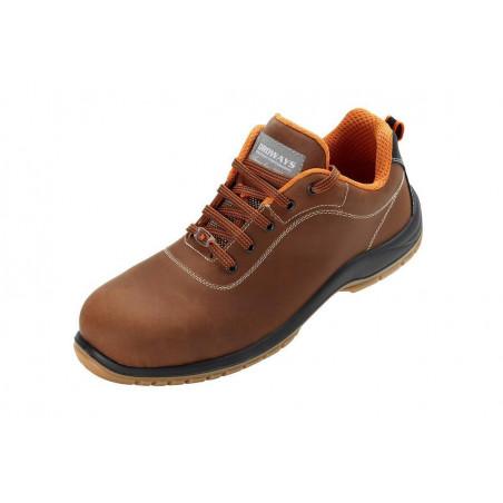 ROGER chaussure de sécurité cuir S3 basse NORDWAYS DESTOCKE