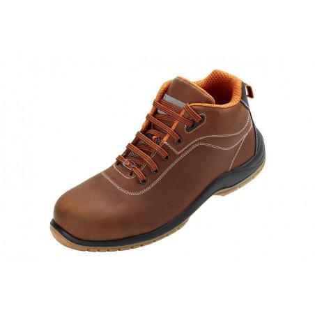 FERNAND chaussures de sécurité Cuir S3 haute NORDWAYS DESTOCKEES