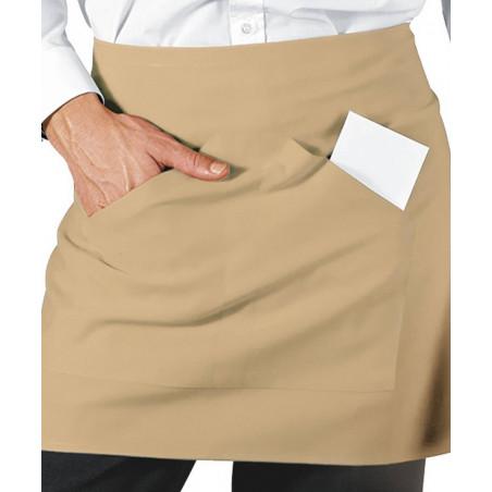 ORLEANS Tablier de service en polyester 2 poches