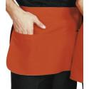 PUB Tablier de service restauration,café polyester 3 poches