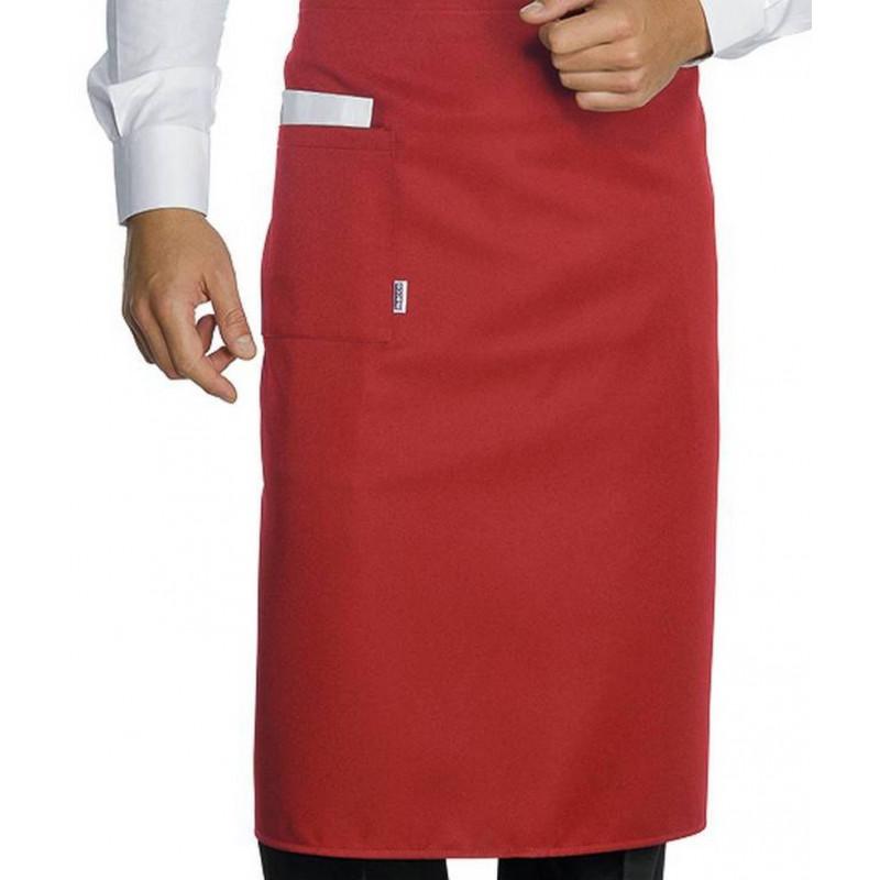 DAKAR Tablier de service restauration,café polyester résistant