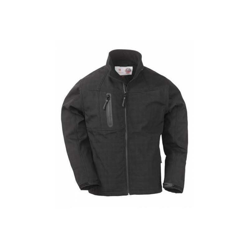 CASUAL YANG veste de travail chaude softshell imperméable