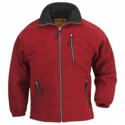 ANGARA veste de travail chaude micropolaire résistante à l'usure