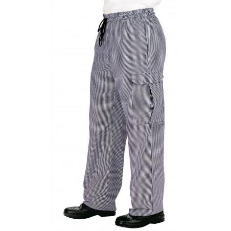 Pantalon de cuisine PANTACHEF GRANDE TAILLE