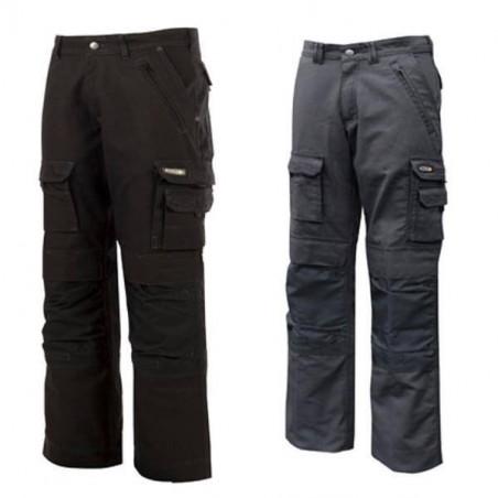 Pantalon de travail avec poches genoux JACKSON