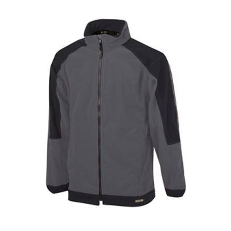 KAZAN veste de travail polaire homme chaude confortable et respirante