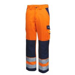 Pantalon poches genoux BUFFALO haute visibilité