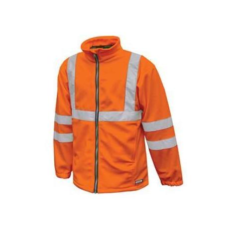 KALUGA Veste de travail polaire polyester haute visibilité