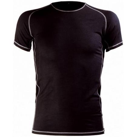 Tee shirt BODYWARMER fibre de soja manches courtes