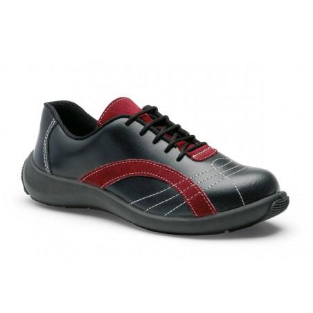 FOOTY chaussure de sécurité cuir verpelle S1P basseS 24