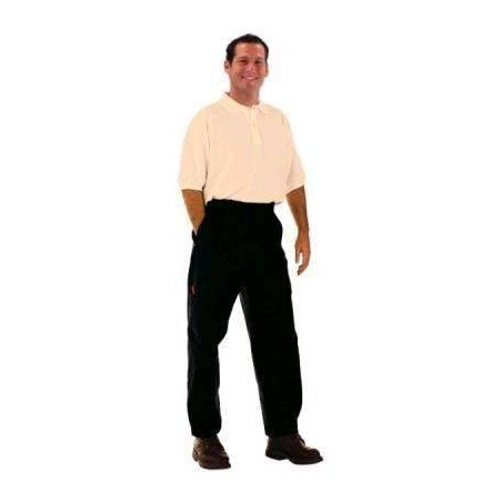 Pantalon de travail avec genouillères spécial charpentier et couvreur LARGEOT