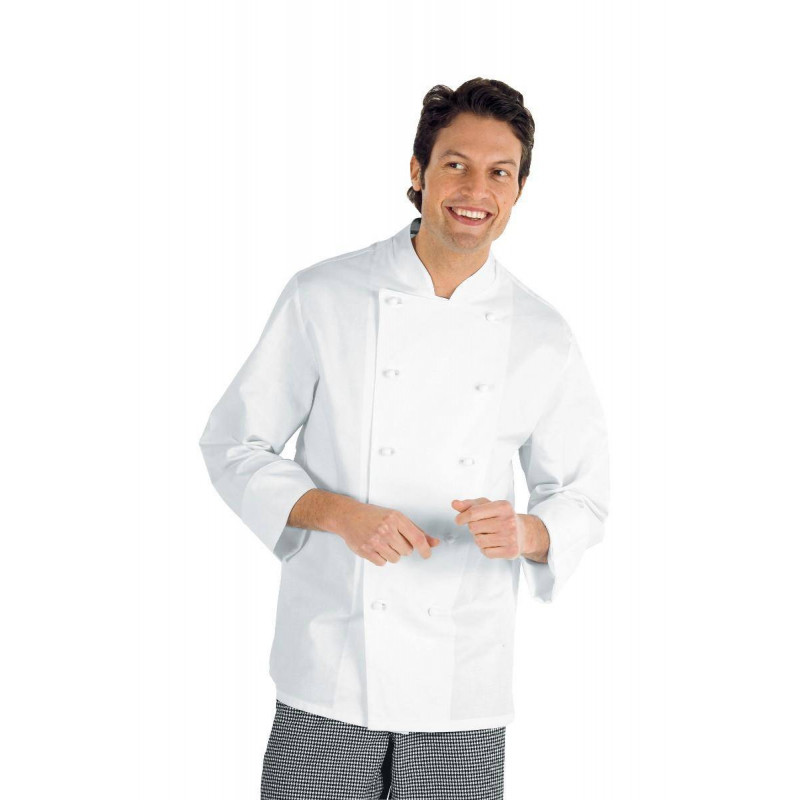 Veste de cuisine LIVORNO homme