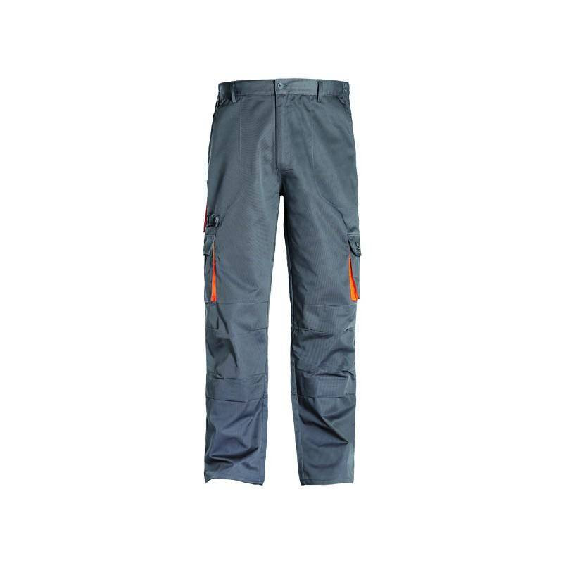 PADDOCK Pantalon de travail coton multipoches COVERGUARD