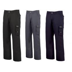 Pantalon de travail LIVERPOOL Homme  coton
