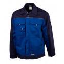 LUGANO veste de travail polycoton multipoches