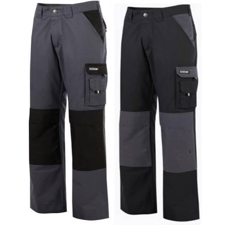 BOSTON 300g Pantalon de travail femme avec poches genoux