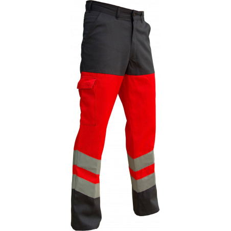 pantalon de travail haute visibilité VISION