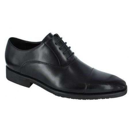 PATRICE Chaussures de service homme en microfibre destockees