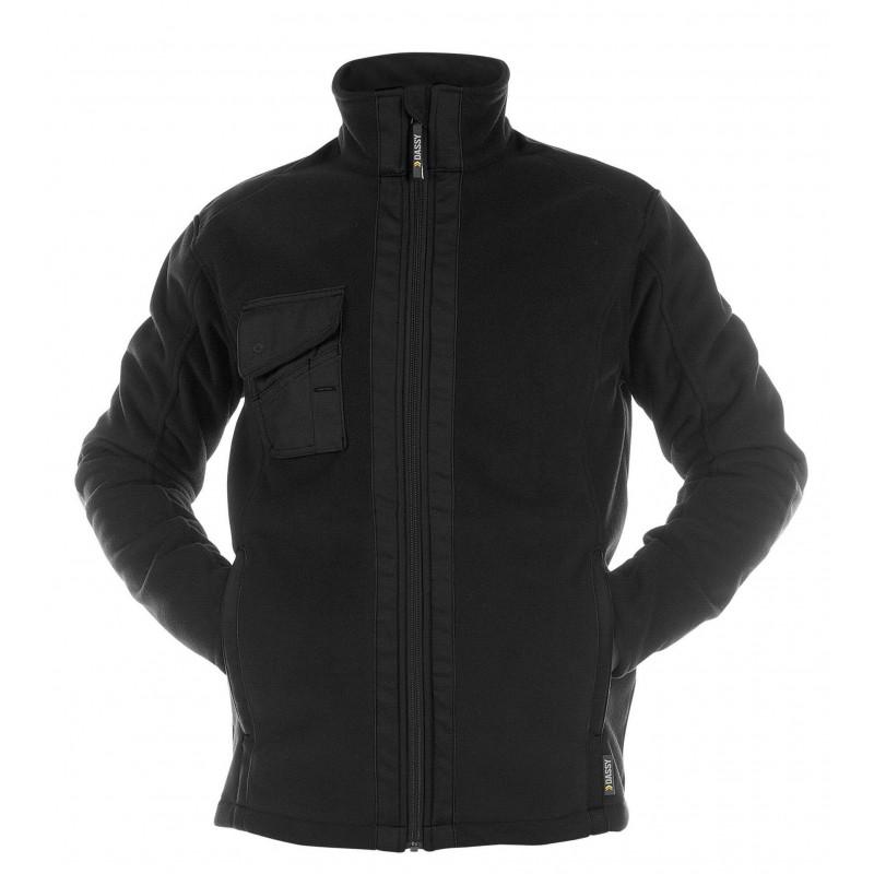 CROFT veste de travail polaire chaude canvas triples couches renforcée imperméable et respirant DASSY