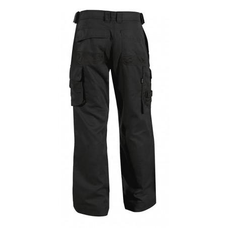 Pantalon de travail en canvas avec poches genoux BOND
